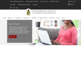 staff.knust.edu.gh