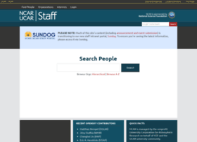 staff.ucar.edu