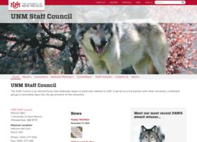 staffcouncil.unm.edu