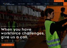 staffingalternatives.com