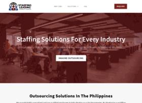 staffingandleasing.com