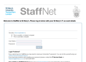staffnet.smuc.ac.uk