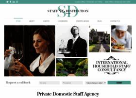 staffofdistinction.com