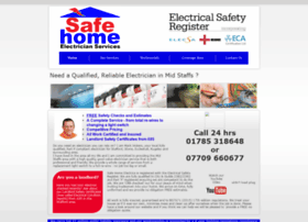 stafford-electrician.co.uk