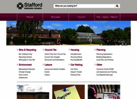 staffordbc.gov.uk
