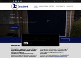 staffordgaragedoors.co.uk