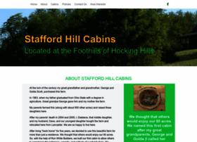 staffordhillcabins.com
