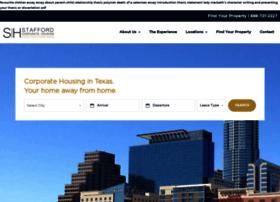 staffordhousing.com