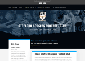 staffordrangersfc.co.uk