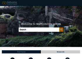 staffordshire.gov.uk