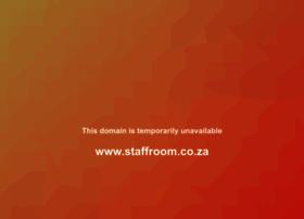 staffroom.co.za