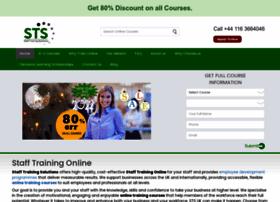 stafftrainingsolutions.co.uk