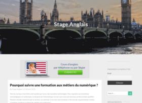 stage-anglais.com
