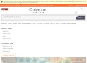 stage01.colemanfurniture.com