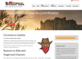 stagecoachexpressshuttle.com