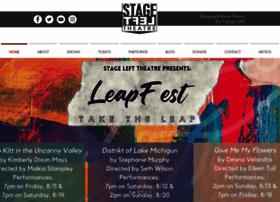 stagelefttheatre.com
