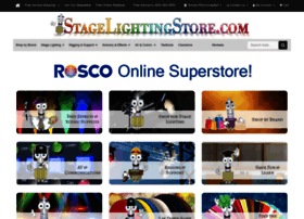 stagelightingstore.com