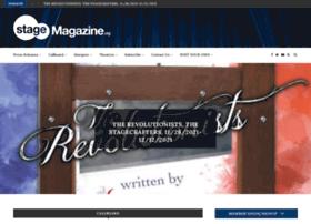 stagemagazine.org