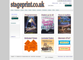 stageprint.co.uk