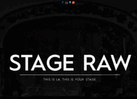 stageraw.com