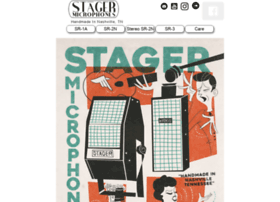 stagermicrophones.com
