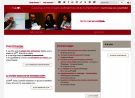 stages.cnam.fr