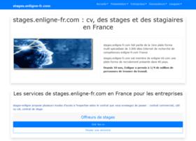 stages.enligne-fr.com