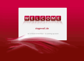 stagewall.de