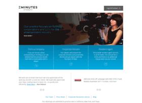 staging.eminutes.com