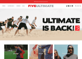 staging.fiveultimate.com