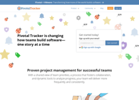 staging.pivotaltracker.com