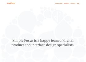 staging.simplefocus.com