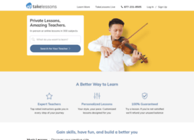 staging.takelessons.com