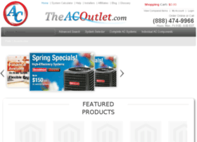 staging.theacoutlet.com