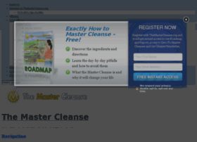 staging.themastercleanse.org