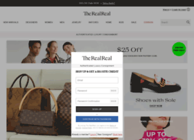 staging.therealreal.com