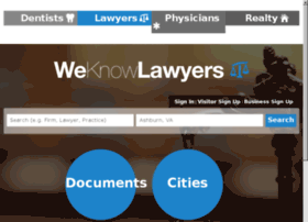 staging.weknowlawyers.com