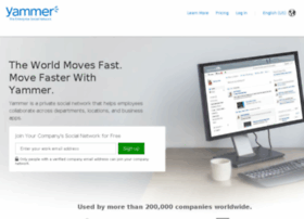 staging.yammer.com