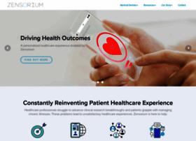 staging.zensorium.com
