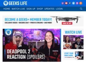 staging2.geekslife.com