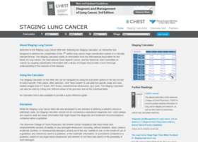 staginglungcancer.org