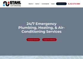 stahlplumbing.com