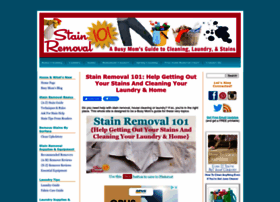 stain-removal-101.com