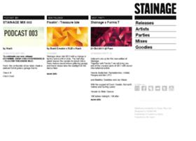 stainage.com