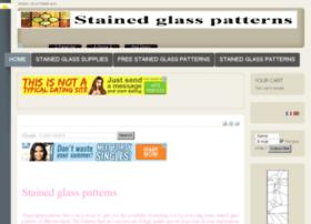 stainedglasspatterns-free.com