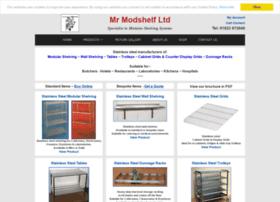 stainless-steel-shelving.co.uk