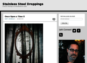 stainlesssteeldroppings.com