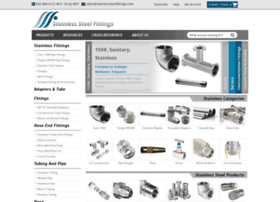 stainlesssteelfittings.com
