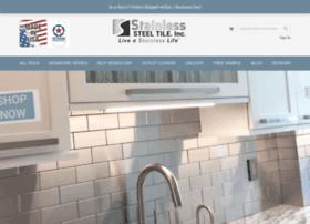 stainlesssteeltile.com