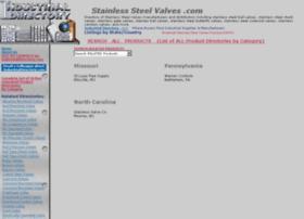 stainlesssteelvalves.com